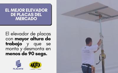 EL ELEVADOR DE PLACAS MAS CÓMODO Y CON MAYOR ALCANCE
